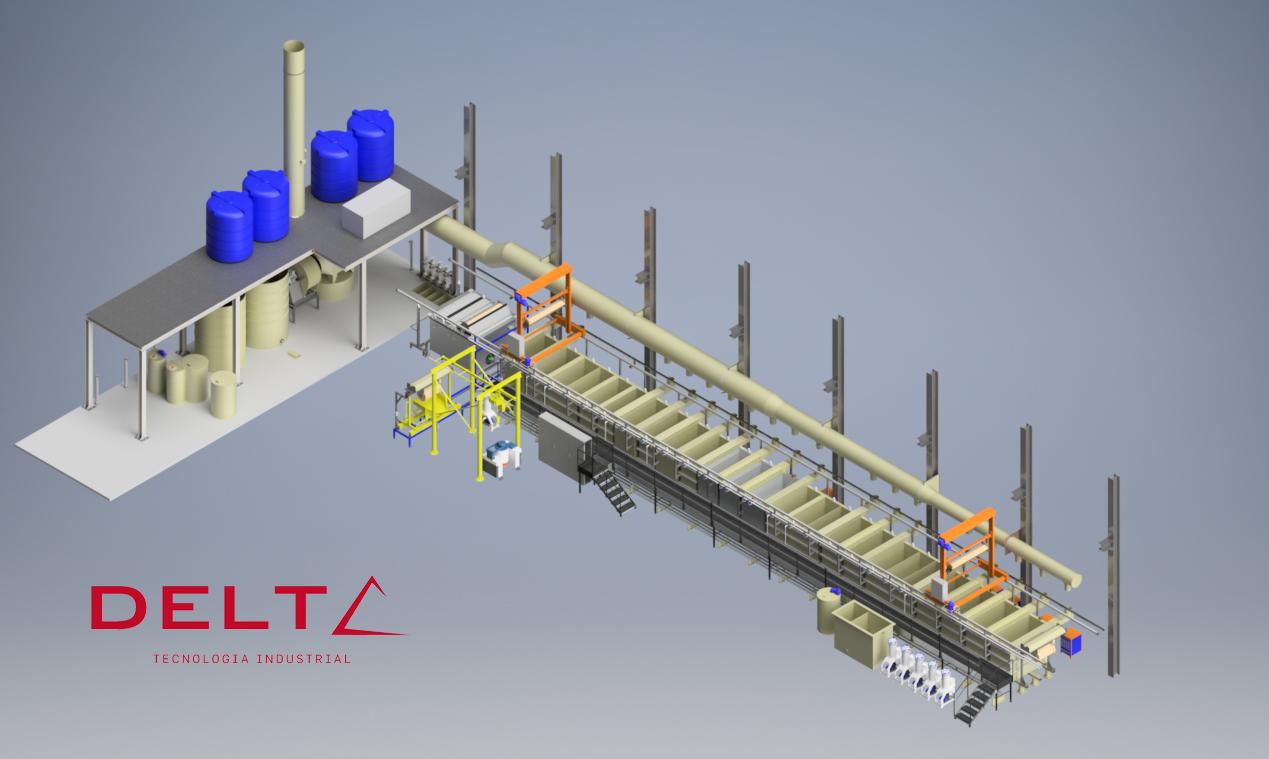 Projeto Linha Automática 3D